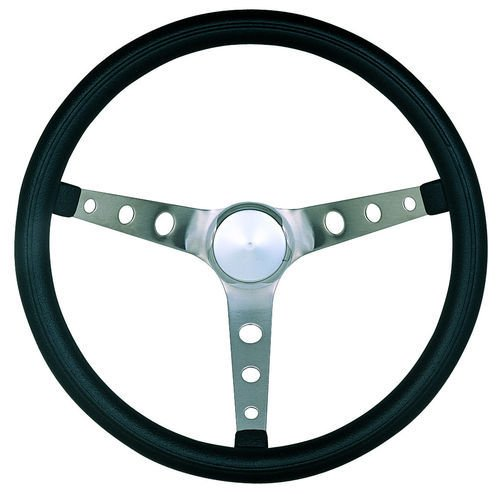 "Grant Products Grant 9680 15"" Blk Fm Wheel/Stnls "" at Sears.com"