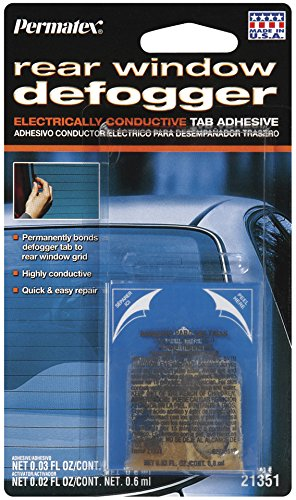 Permatex 21351 Electrically Conductive Rear Window Defogger Tab Adhesive at Sears.com