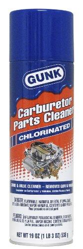 Gunk M4824 Carb-Medic Carburetor Choke And Valve Parts Cleaner - 19 Oz.